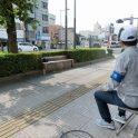 平成29年度中心市街地歩行者・自転車通行量調査①